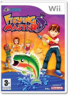 Диск Fishing Master [Wii]