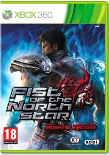 Диск Fist Of The North Star - Kens Rage [X360]