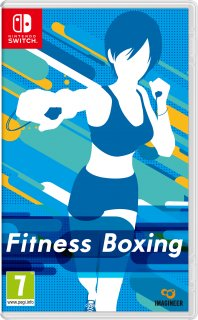 Диск Fitness Boxing [NSwitch]