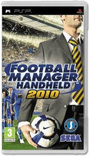 Диск Football Manager 2010 [PSP]