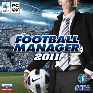 Диск Football Manager 2011 [PC, Jewel]