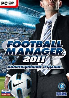 Диск Football Manager 2011 [PC]