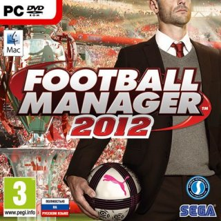 Диск Football Manager 2012 [PC, Jewel]