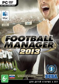 Диск Football Manager 2013 [PC]