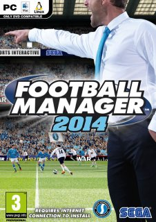 Диск Football Manager 2014 [PC]