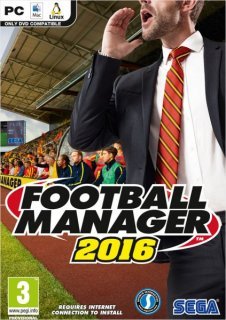Диск Football Manager 2016 [PC]
