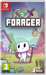 Диск Forager [NSwitch]