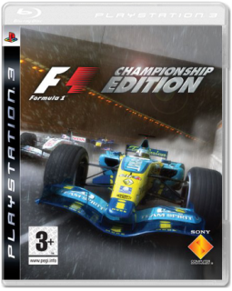 Диск Formula One Championship Edition [PS3]