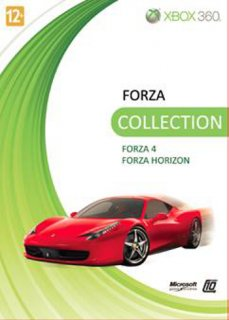 Диск Forza Collection [X360]