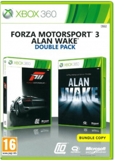 Диск Forza Motorsport 3 - Alan Wake Double Pack [X360]