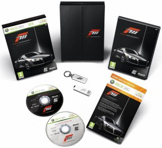 Диск Forza Motorsport 3 - Limited Edition (Б/У) [X360]