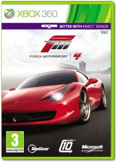 Диск Forza Motorsport 4 (Б/У) [Bundle copy] [X360]