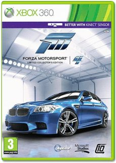 Диск Forza Motorsport 4 Limited Edition [X360]