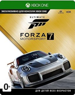 Диск Forza Motorsport 7 - Ultimate Edition [Xbox One]