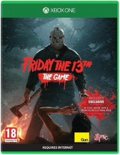 Диск Friday the 13th: The Game (англ. версия) [Xbox One]