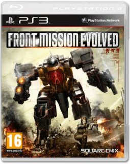 Диск Front Mission Evolved (Б/У) [PS3]