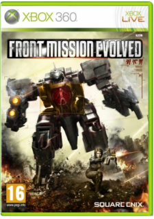 Диск Front Mission Evolved [X360]
