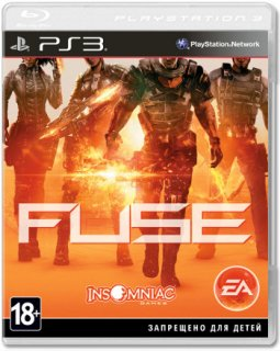 Диск FUSE [PS3]