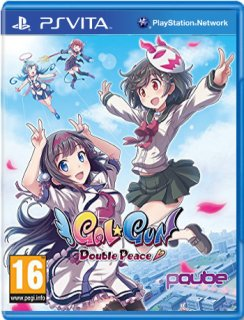 Диск Gal Gun: Double Peace [PS Vita]