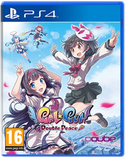 Диск Gal Gun: Double Peace [PS4]