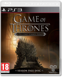 Диск Game of Thrones - A Telltale Games Series [PS3]