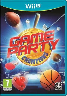 Диск Game Party Champions [Wii U]