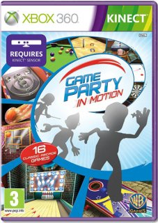 Диск Game Party - In Motion (Б/У) [X360]
