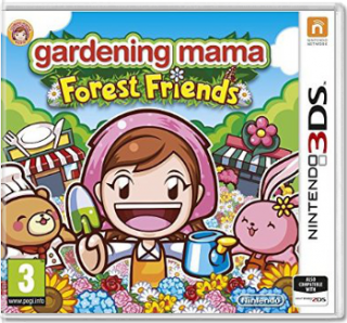 Диск Gardening Mama: Forest Friends [3DS]
