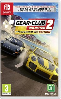 Диск Gear Club Unlimited 2 - Porsche Edition  [NSwitch]