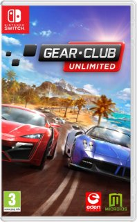 Диск Gear Club: Unlimited [NSwitch]