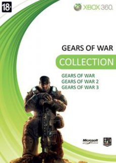 Диск Gears of War Collection [X360]
