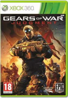 Диск Gears of War: Judgment [X360]