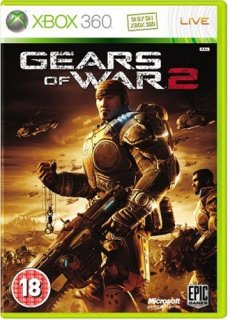 Диск Gears of War 2 (Б/У) [X360]