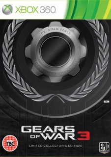 Диск Gears of War 3. Limited Edition (Б/У) [X360]