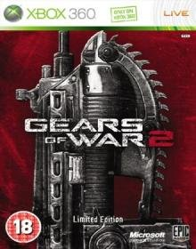 Диск Gears of War 2 Limited Edition [Xbox 360]