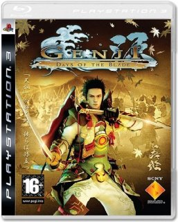 Диск Genji: Days of the Blade [PS3]