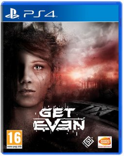 Диск Get Even [PS4]