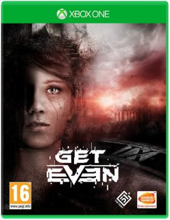 Диск Get Even [Xbox One]