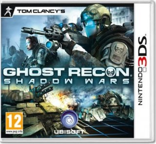 Диск Ghost Recon Shadow Wars [3DS]