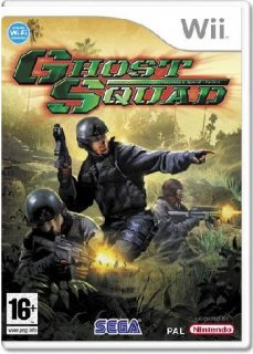 Диск Ghost Squad [Wii]