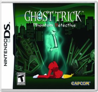 Диск Ghost Trick: Phantom Detective (Б/У) [DS]