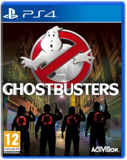 Диск Ghostbusters [PS4]