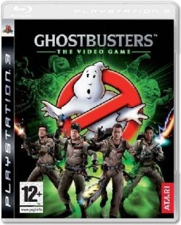 Диск Ghostbusters The Video Game (Б/У) [PS3]