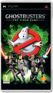 Диск Ghostbusters The Video Game (Б/У) [PSP]