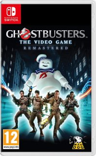 Диск Ghostbusters: The Video Game - Remastered [NSwitch]