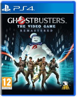 Диск Ghostbusters: The Video Game - Remastered (Б/У) [PS4]