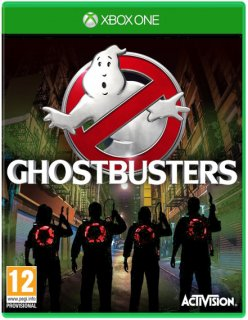 Диск Ghostbusters [Xbox One]