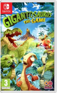 Диск Gigantosaurus: The Game [NSwitch]