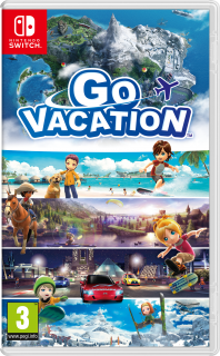 Диск Go Vacation [NSwitch]