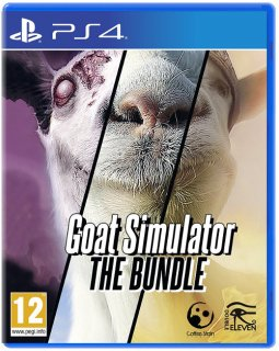 Диск Goat Simulator: The Bundle [PS4]
